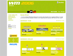 WM 2006 Spiel Baunetz